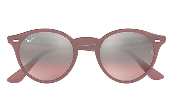 f6bc273f13881 Ray-Ban RB2180 Pink - Acetate - Silver Pink Lenses - 0RB218062297E51 ...