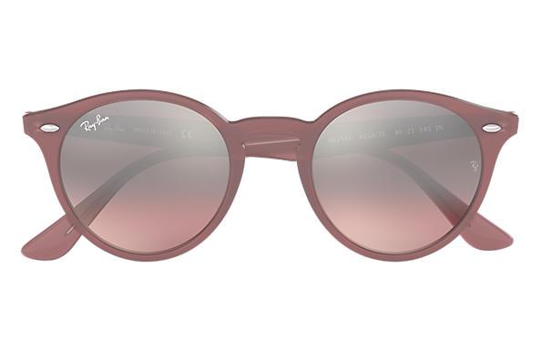 gafas ray ban rosadas