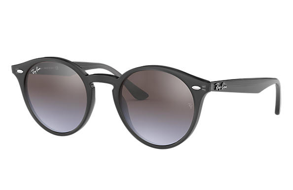 ec348b05b67a6 Ray-Ban RB2180 Grey - Acetate - Brown Violet Lenses ...