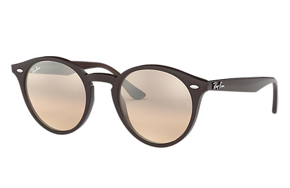 3a24b46ed1 Ray-Ban RB2180 Brown - Acetate - Brown Silver Lenses ...