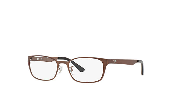 Ray-Ban 0RX8738D-RB8738D Brown OPTICAL