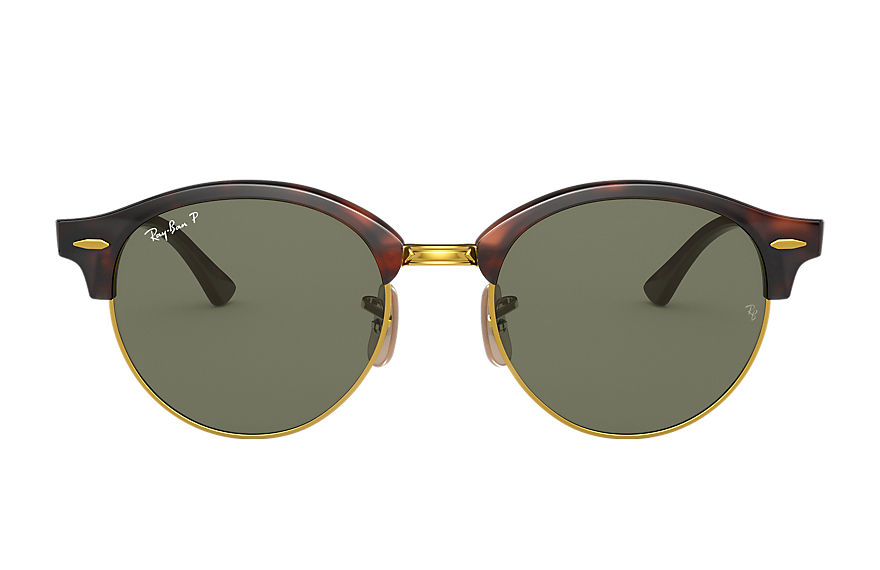 Ray-Ban  sunglasses RB4246 UNISEX 009 clubround classic tortoise 8053672580952