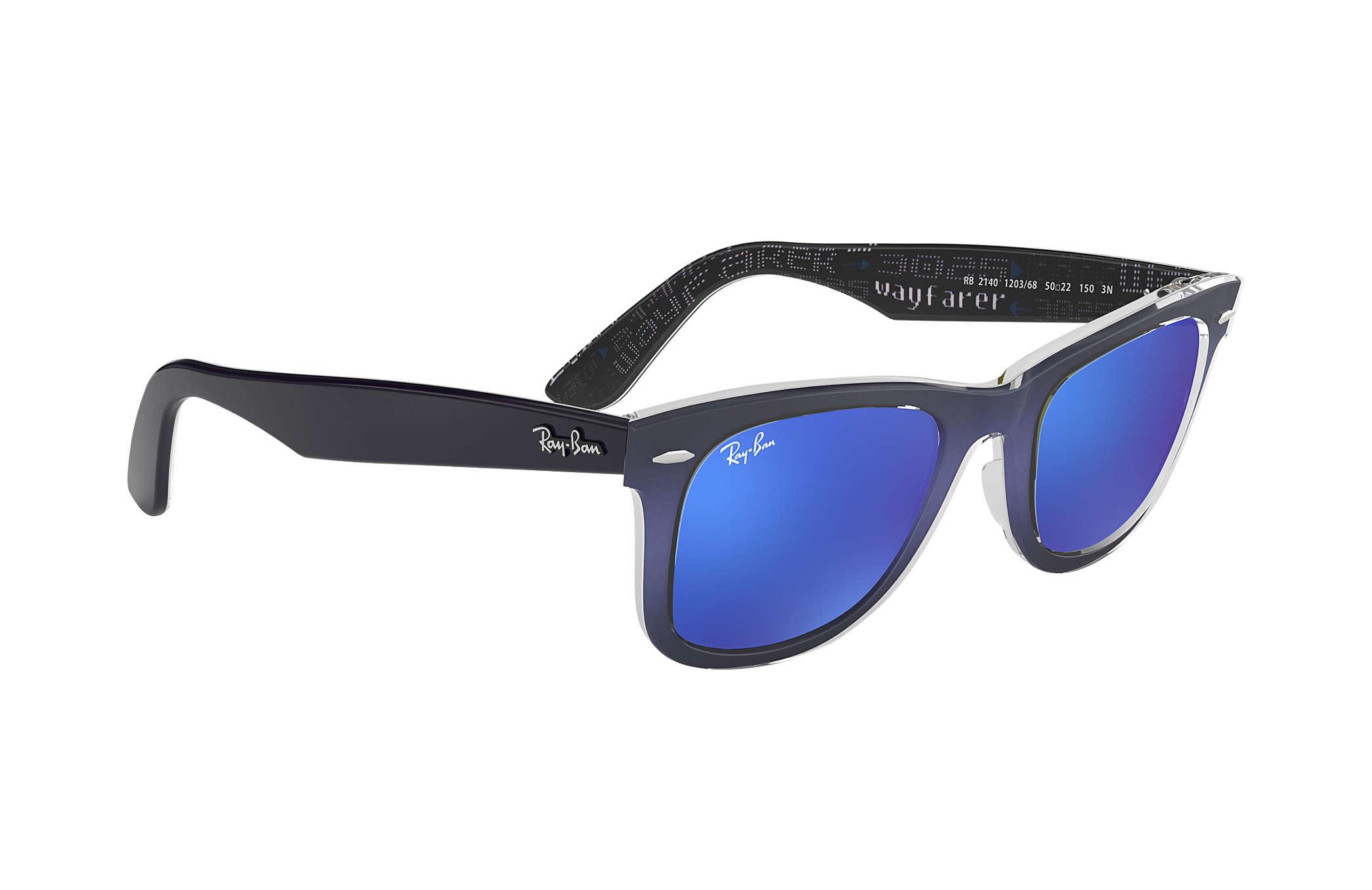 ray ban wayfarer 2140 azul