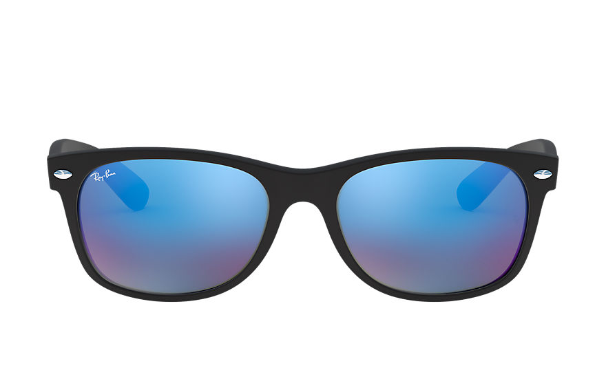 Ray-Ban  sunglasses RB2132F UNISEX 031 新徒步旅行者·炫彩 黑色 8053672581591