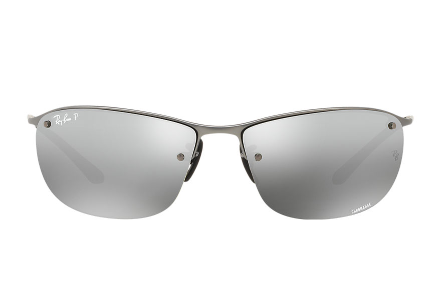 Ray-Ban  gafas de sol RB3542 MALE 010 rb3542 chromance gunmetal 8053672582482