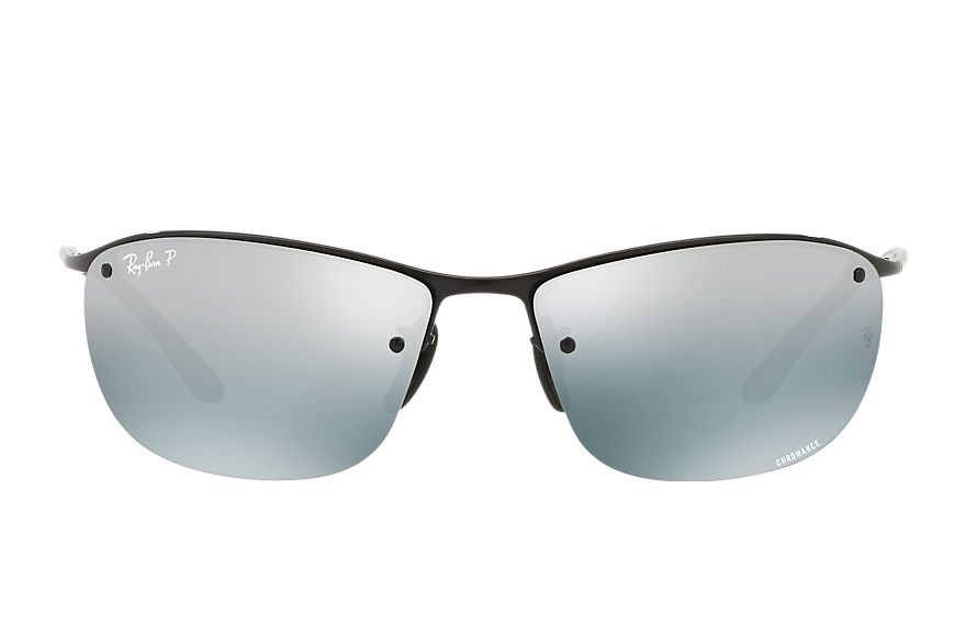 Ray-Ban  sunglasses RB3542 MALE 012 rb3542 chromance zwart 8053672582499