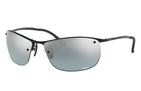 Ray-Ban 0RB3542-RB3542 Chromance Black SUN