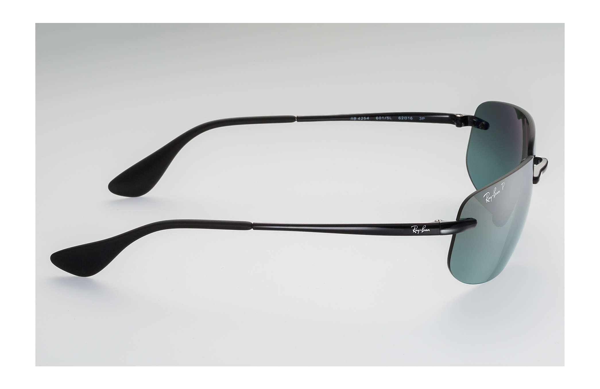 6619af5215 Ray-Ban Rb4254 Chromance RB4254 Black - Injected - Grey Polarized ...