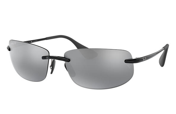 8c672e062a Ray-Ban Rb4254 Chromance RB4254 Black - Injected - Grey Polarized ...