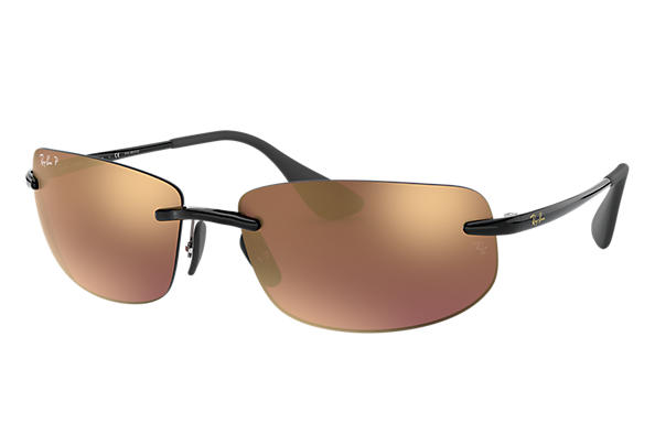 Ray-Ban 0RB4254-RB4254 Chromance Black SUN