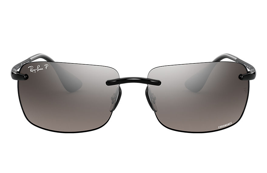 Ray-Ban  sunglasses RB4255 MALE 009 rb4255 chromance zwart 8053672582604