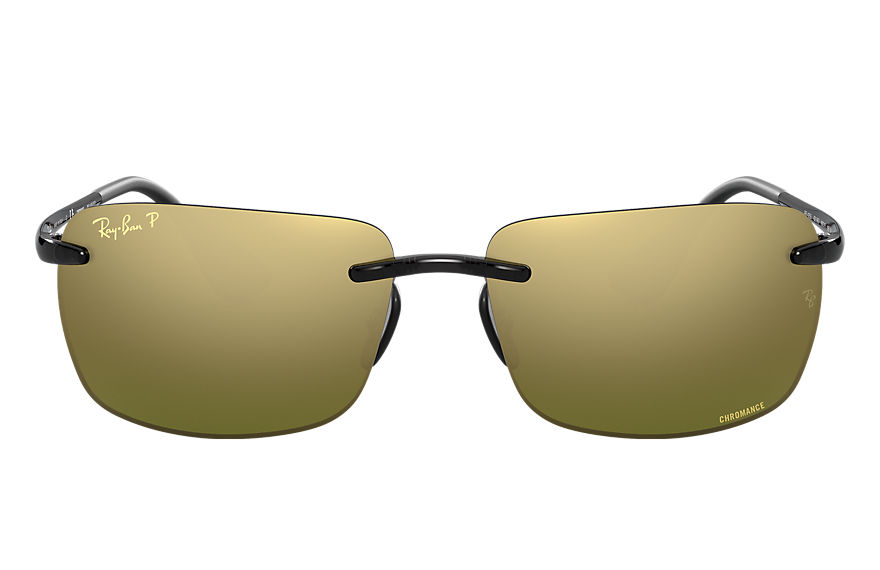 Ray-Ban  gafas de sol RB4255 MALE 007 rb4255 chromance gris 8053672582628