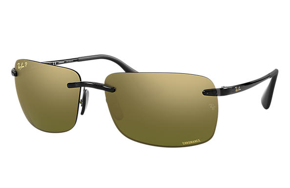 Ray-Ban 0RB4255-RB4255 Chromance Grey SUN