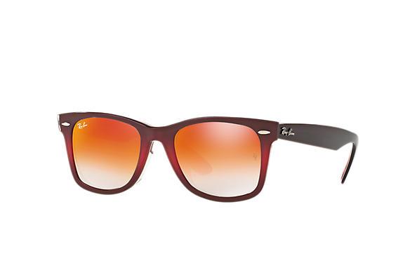46ee2cfc53 Ray-Ban Original Wayfarer Floral RB2140F Pink - Acetate - Orange ...