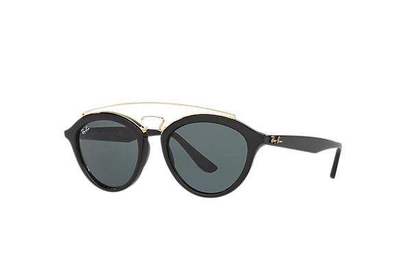 e04bd3680c Ray-Ban Rb4257 Gatsby Ii RB4257 Black - Propionate - Green Lenses ...