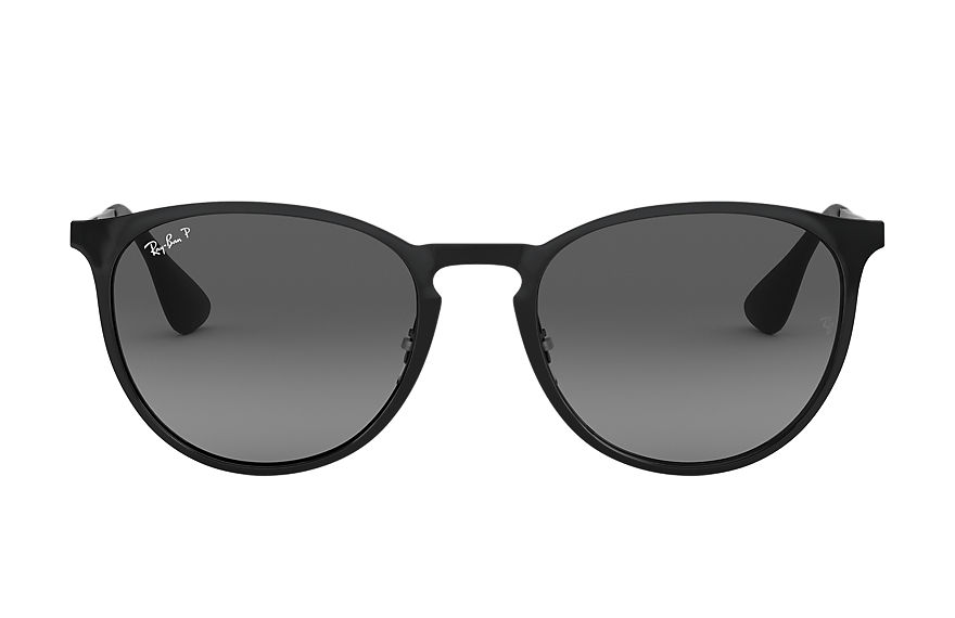 Ray-Ban  sunglasses RB3539 UNISEX 004 erika metal polished black 8053672587685