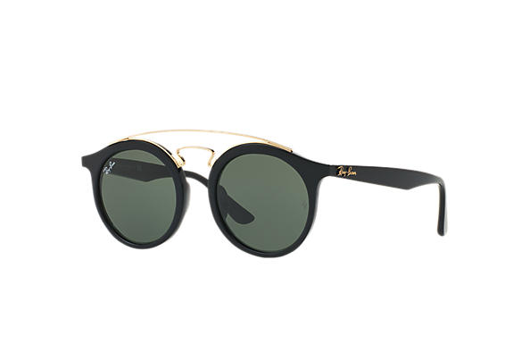Ray-Ban 0RB4256F-RB4256F Black,Gold; Black SUN