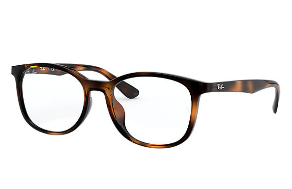 Ray-Ban 0RX7093D-RB7093D Tortoise OPTICAL