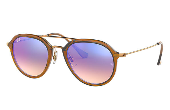 Ray-Ban 0RB4253-RB4253 Brown; Bronze-Copper SUN