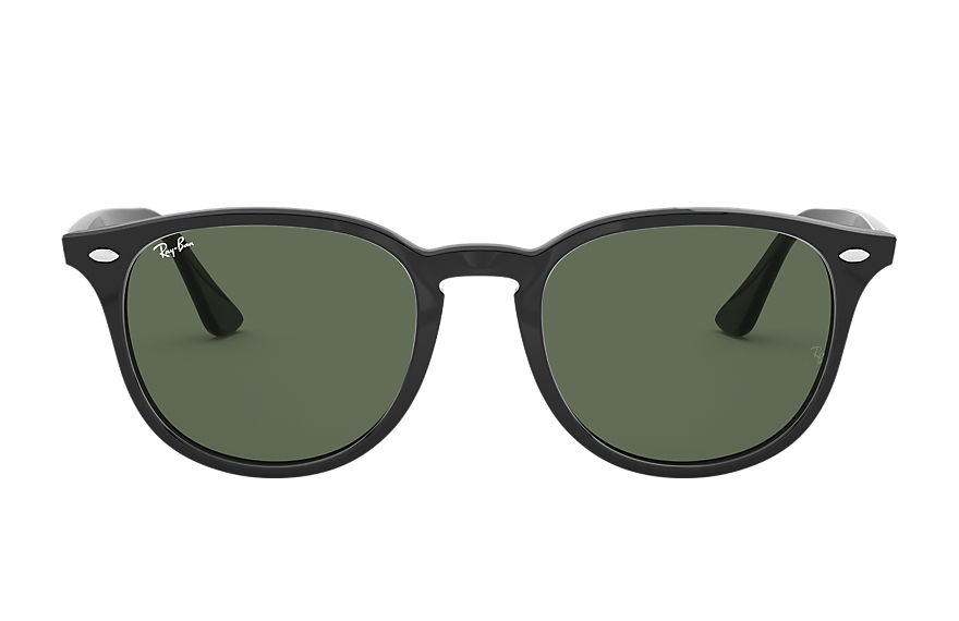 Ray-Ban RB4259 Black with Green Classic lens
