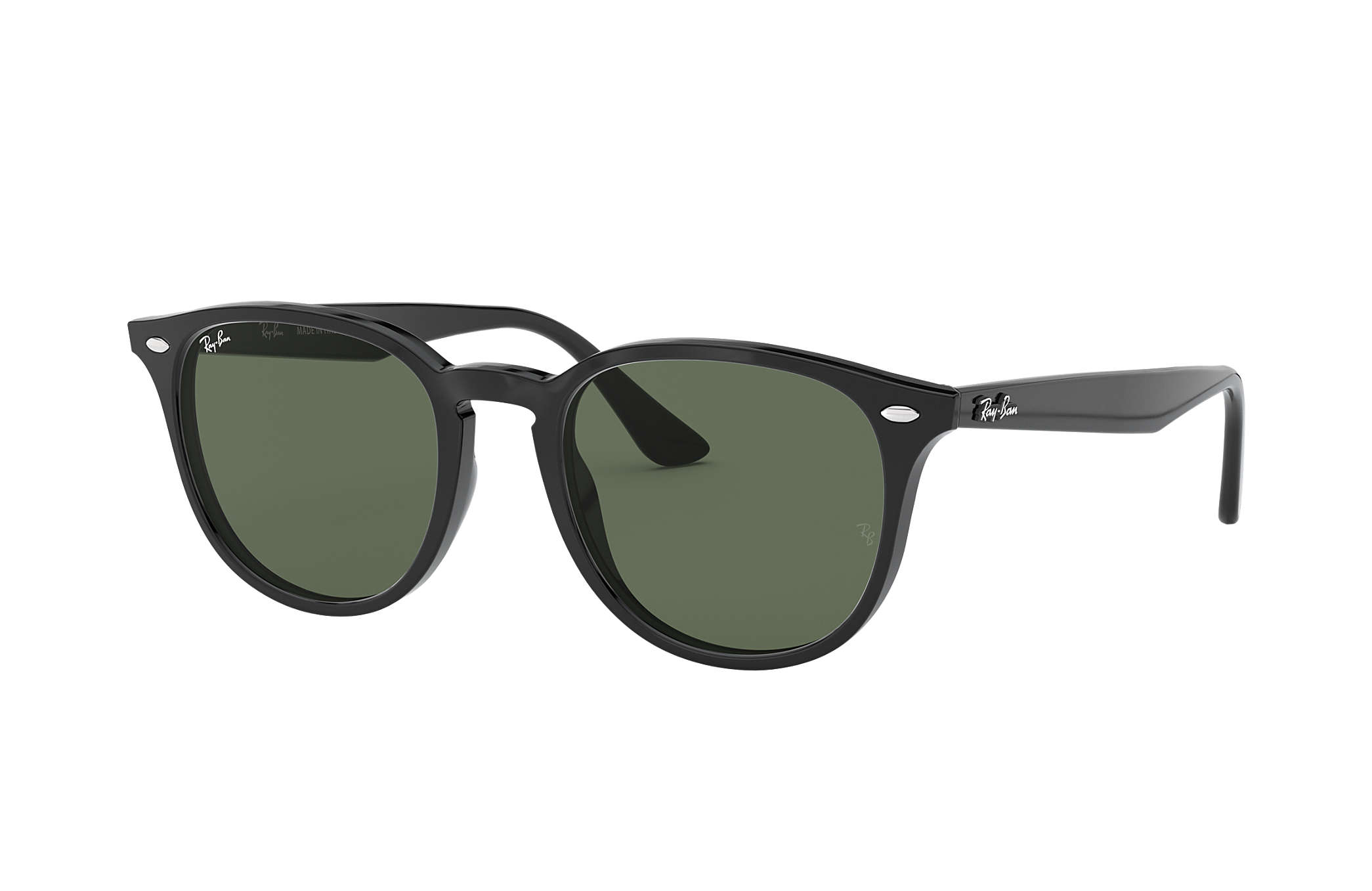 d9f99153fd5 Ray-Ban RB4259 Black - Propionate - Green Lenses - 0RB4259601 7151 ...