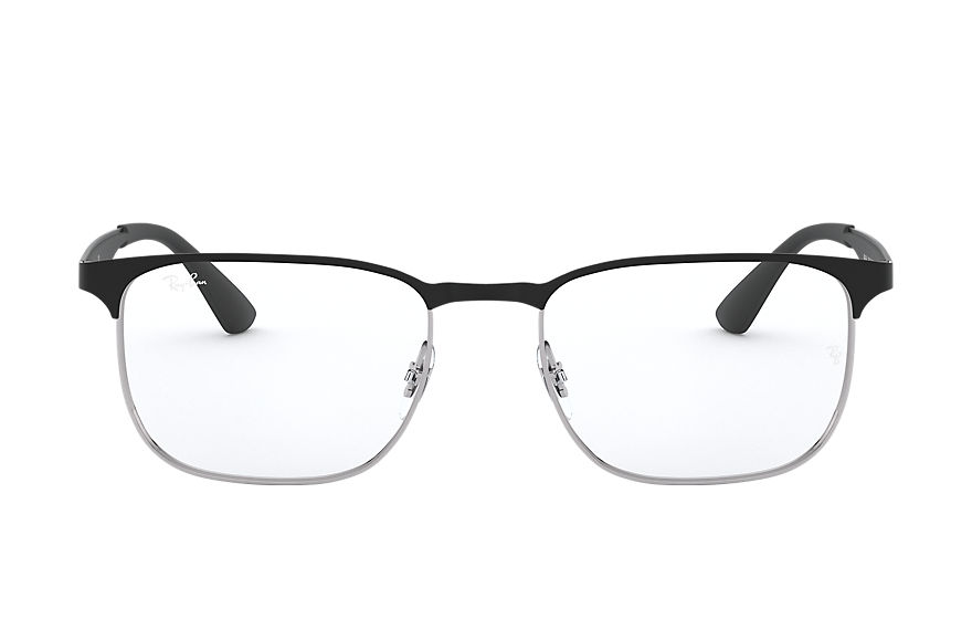 Ray-Ban  eyeglasses RX6363 MALE 005 rb6363 黑色 8053672602555
