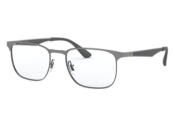 Ray-Ban 0RX6363-RB6363 Canna di fucile; Canna di fucile,Grigio OPTICAL