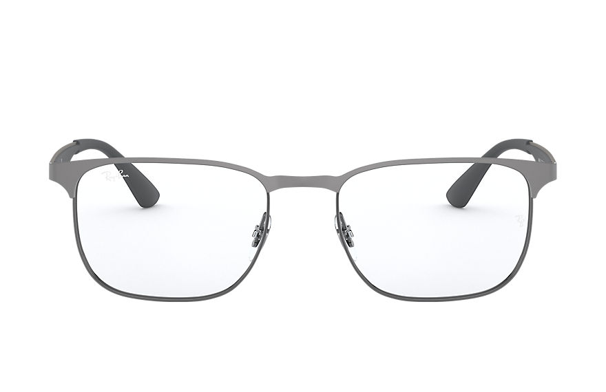 Ray-Ban  eyeglasses RX6363 MALE 007 rb6363 枪色 8053672602616