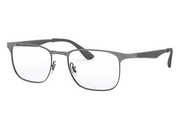 914514491a068 Óculos de grau Ray-Ban RB6363 Preto - Metal - 0RX6363288954   Ray ...