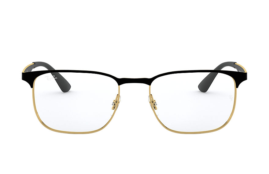 Ray-Ban  eyeglasses RX6363 MALE 008 rb6363 黑色 8053672602623