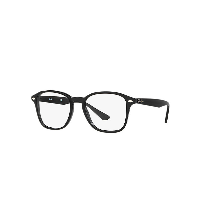 Image of Ray-Ban Black Eyeglasses - Rb5352