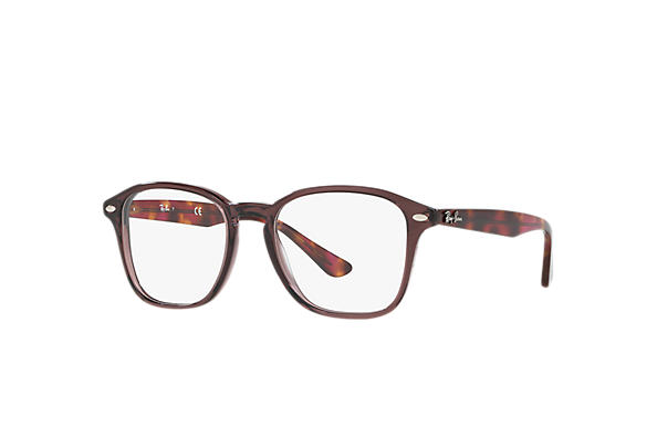 Ray-Ban 0RX5352-RB5352 Marron; Havane OPTICAL