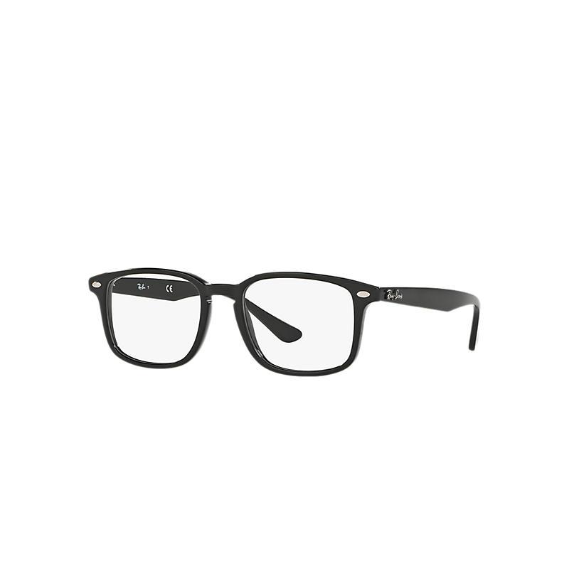 Image of Ray-Ban Black Eyeglasses - Rb5353
