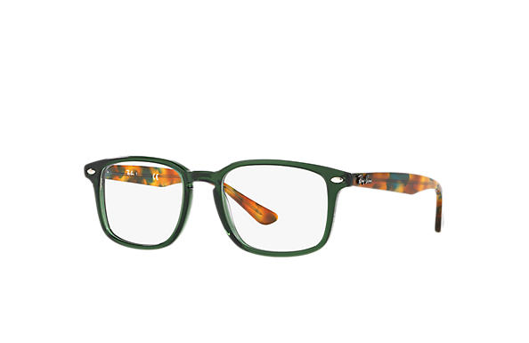 Ray-Ban 0RX5353-RB5353 Grün; Havana OPTICAL
