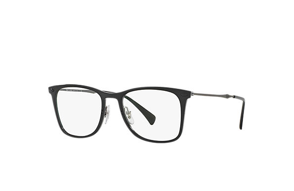 Ray-Ban 0RX7086-RB7086 Black; Gunmetal OPTICAL