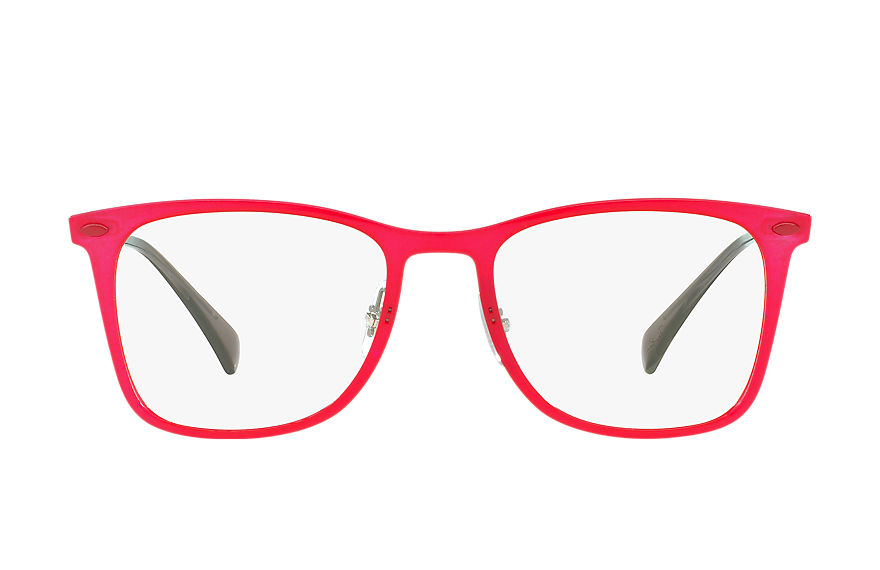Ray-Ban  eyeglasses RX7086 MALE 009 rb7086 red 8053672603392