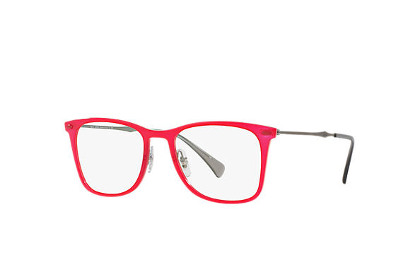 Ray-Ban 0RX7086-RB7086 Rouge; Gun OPTICAL