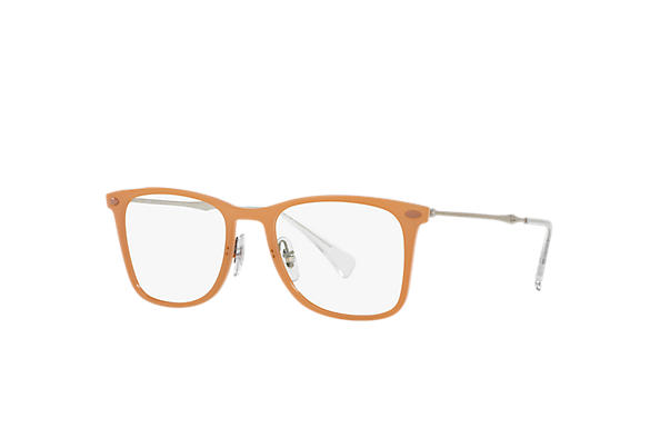 Ray-Ban 0RX7086-RB7086 Marrone; Argento OPTICAL