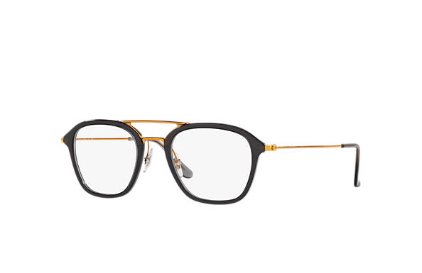 Ray-Ban 0RX7098-RB7098 Grey; Bronze-Copper OPTICAL