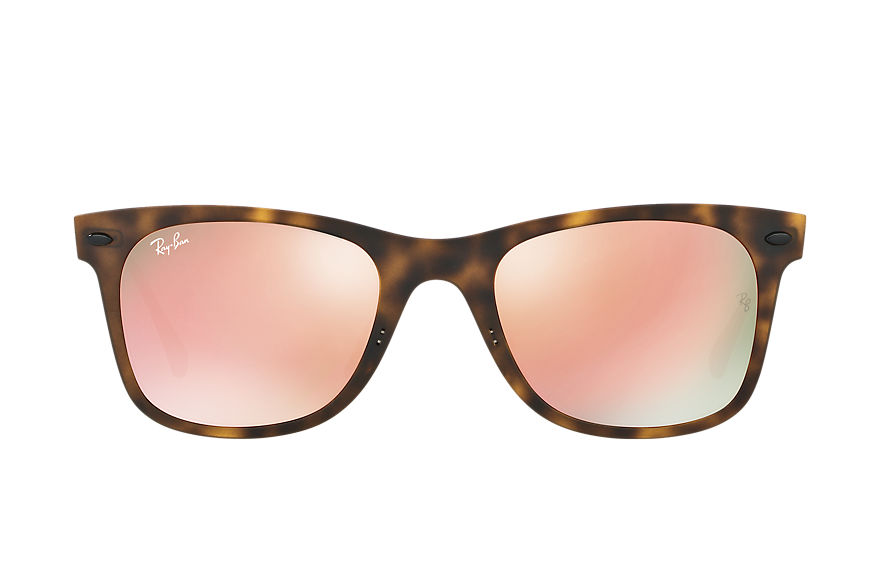 Ray-Ban  sunglasses RB4210 UNISEX 008 wayfarer light ray tortoise 8053672604290