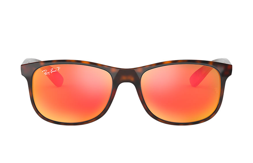 Ray-Ban  sunglasses RB4202 UNISEX 013 andy tortoise 8053672604313