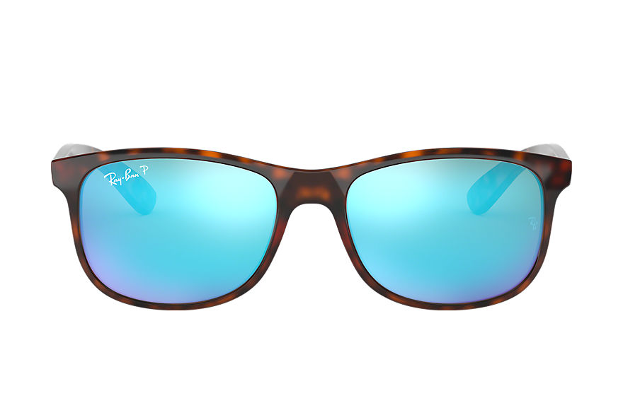 Ray-Ban  sunglasses RB4202 UNISEX 012 andy tortoise 8053672604320