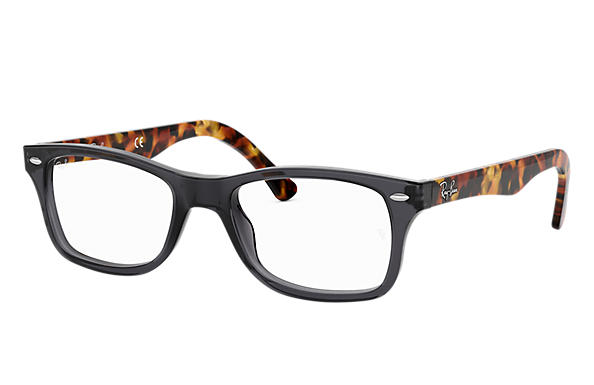 Ray-Ban 0RX5228-RB5228 Grey; Tortoise OPTICAL