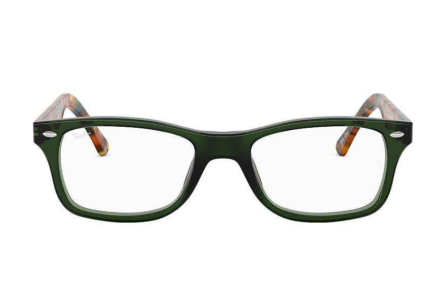 Ray-Ban RB5228 Green