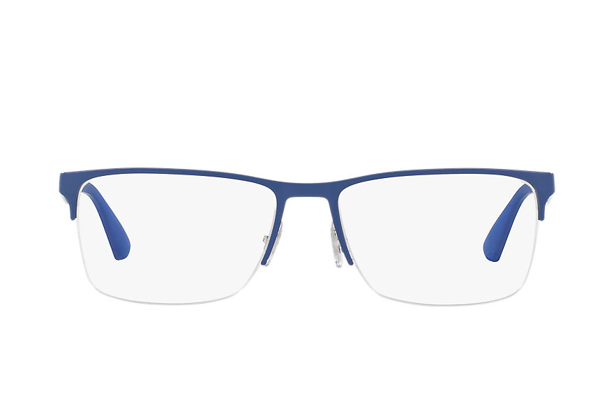 Ray-Ban  eyeglasses RX6335 UNISEX 005 rb6335 blue 8053672604832