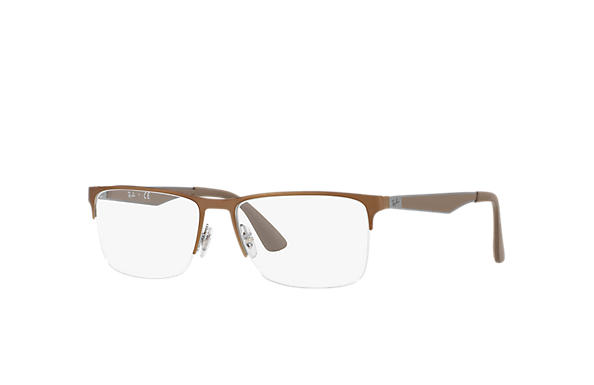 Ray-Ban Eyeglasses RB6335 Brown
