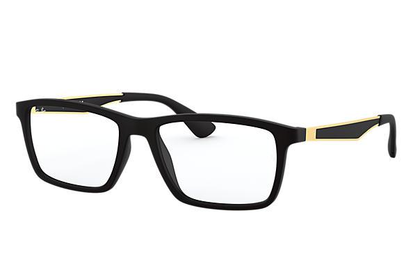 a28a517da4 Ray-Ban prescription glasses RB7056 Black - Nylon - 0RX7056564455 ...