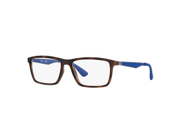 7f37c8cfbc Ray-Ban prescription glasses RB7056 Tortoise - Nylon - 0RX7056201253 ...