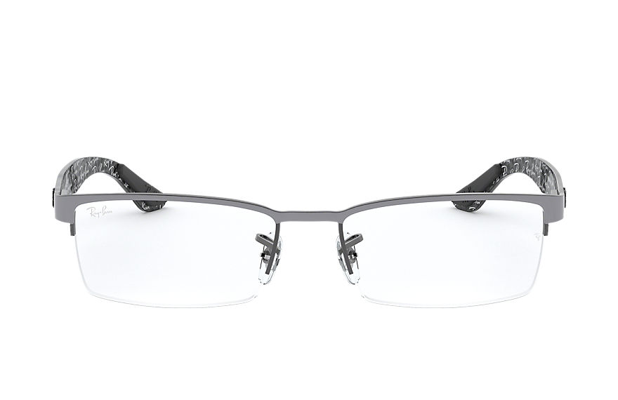 Ray-Ban  eyeglasses RX8412 MALE 006 rb8412 灰色 8053672605044