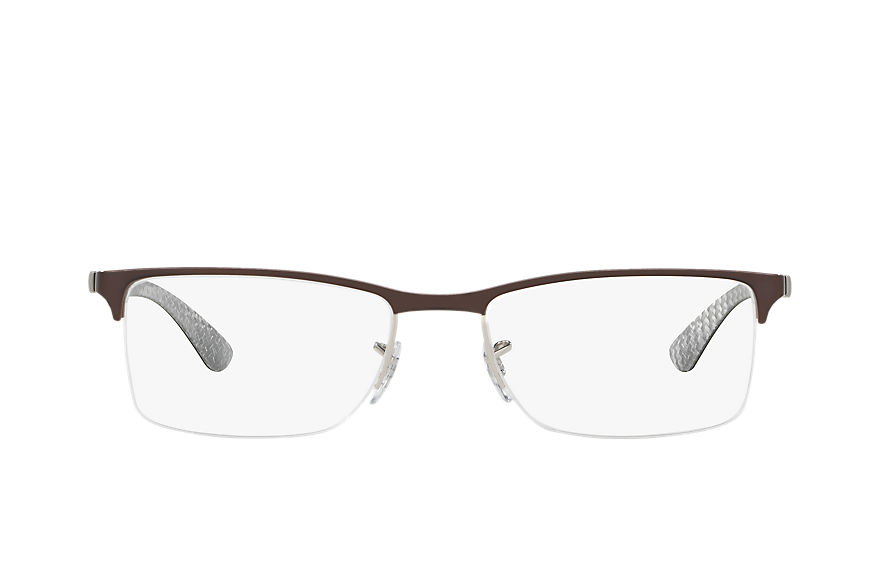 Ray-Ban Eyeglasses RB8413 Brown